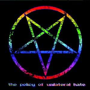 The Policy of Unilateral Hate